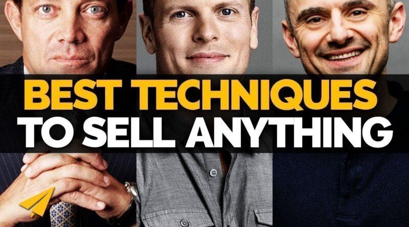 Top 10 SALES Techniques for Entrepreneurs – #OneRule